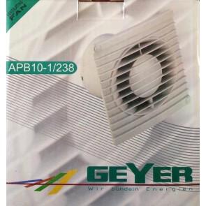 ΕΞΑΕΡΙΣΤΗΡΑΣ ΛΟΥΤΡΟΥ Geyer APB10-1/238 100mm