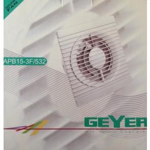 ΕΞΑΕΡΙΣΤΗΡΑΣ ΛΟΥΤΡΟΥ Geyer APB15-3F/532 150mm