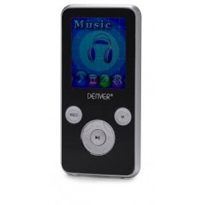 Συσκευή mp3 player 4GB DENVER MPG-4018