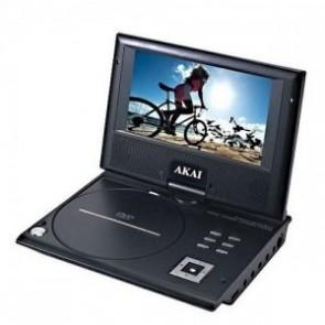 Akai Φορητό DVD  Player LTC789Α-DRU