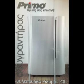 Primo YDO-16D/I Αφυγραντήρας 16Lt με Ιονιστή + Φίλτρο 06.298