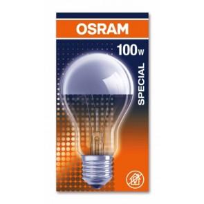 Λάμπα Osram E27 100w SPECIAL MIRROR SILVER