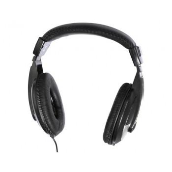 ΑΚΟΥΣΤΙΚΑ ON EAR SERIES VIVANCO SR 96 32250 ΜΑΥΡΑ/ΑΣΗΜΙ