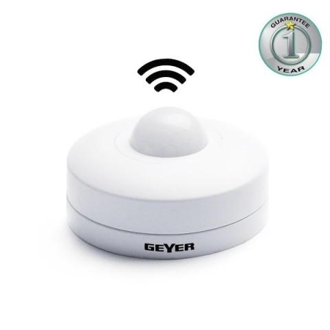 Ανιχνευτής Κίνησης Οροφής στρογγυλός υπέρυθρος Geyer SIM-S 360° εμβέλειας 6m